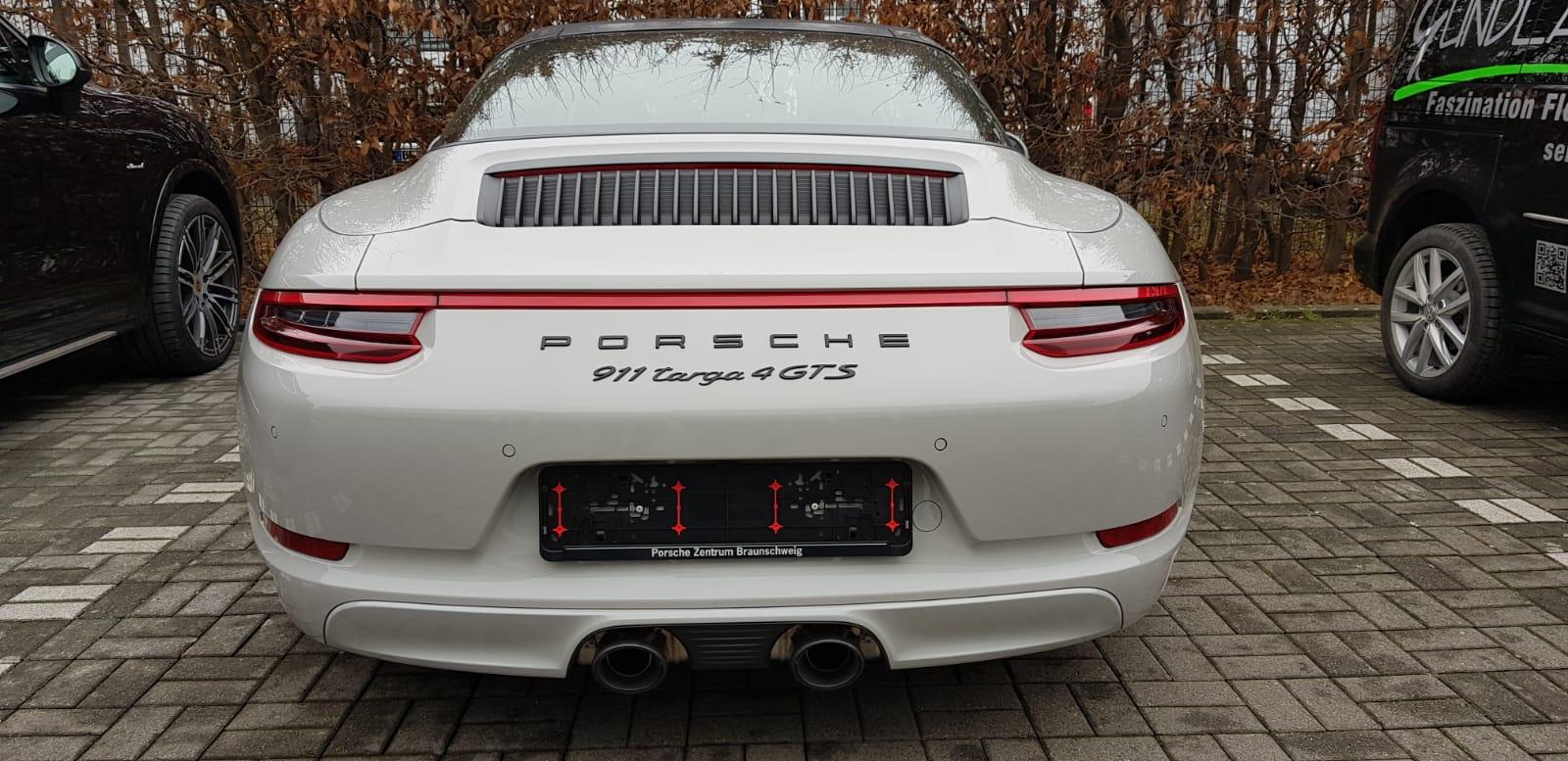Porsche 911 Pflege Brunschweig