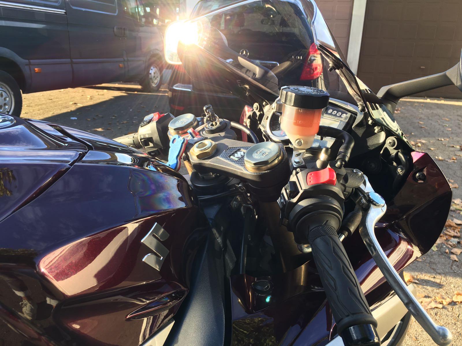 Motorrad-Glanz